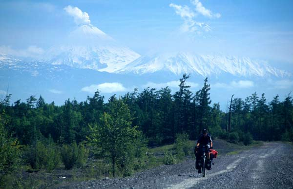 Bike Tour Central Kamchatka And Tolbachik